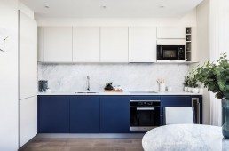 The Maple Building Kentish Town NW5 London apartment new build kitchen 1
