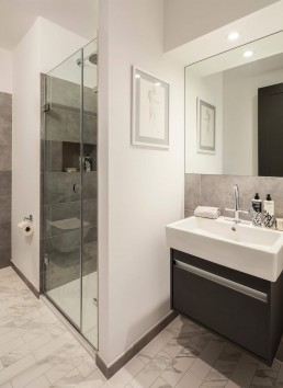 The Maple Building Kentish Town NW5 London apartment new build kitchen bathroom