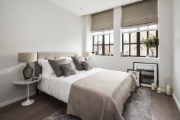 Maple building London Kentish Town bedroom NW5 new build home apartments