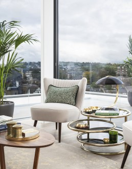 The Maple Building penthouses apartments Kentish town London NW5 new build 1